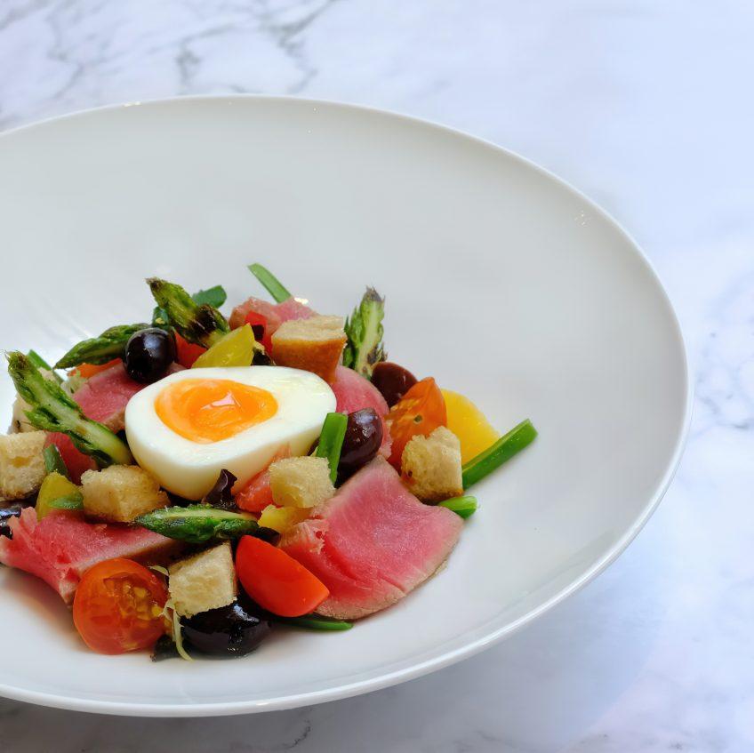The St. Regis Singapore Luxury Hotel - Singapore - Gourmet Food