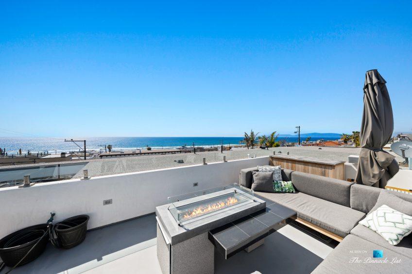 246 30th Street, Hermosa Beach, CA, USA - Rooftop Ocean View Deck
