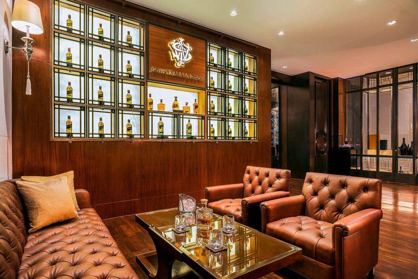 The St. Regis Bangkok Luxury Hotel - Bangkok, Thailand - Johnny Walker Blue Label
