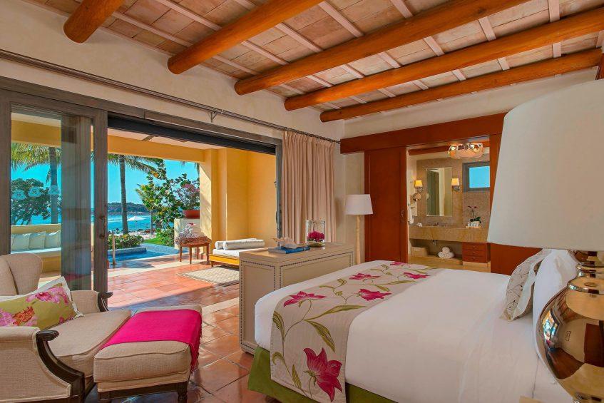 The St. Regis Punta Mita Luxury Resort - Nayarit, Mexico - Villa Bedroom