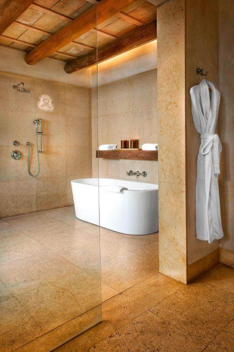 The St. Regis Punta Mita Luxury Resort - Nayarit, Mexico - Villa Bathroom