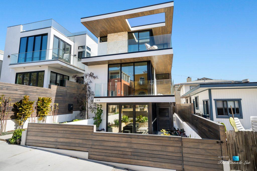 246 30th Street, Hermosa Beach, CA, USA - Front Exterior