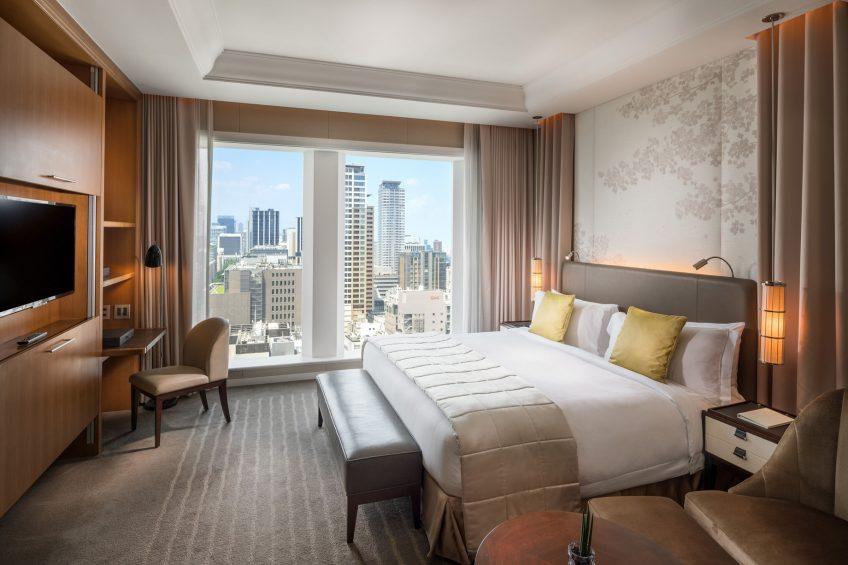 The St. Regis Osaka Luxury Hotel - Osaka, Japan - King Accessible Guest Room