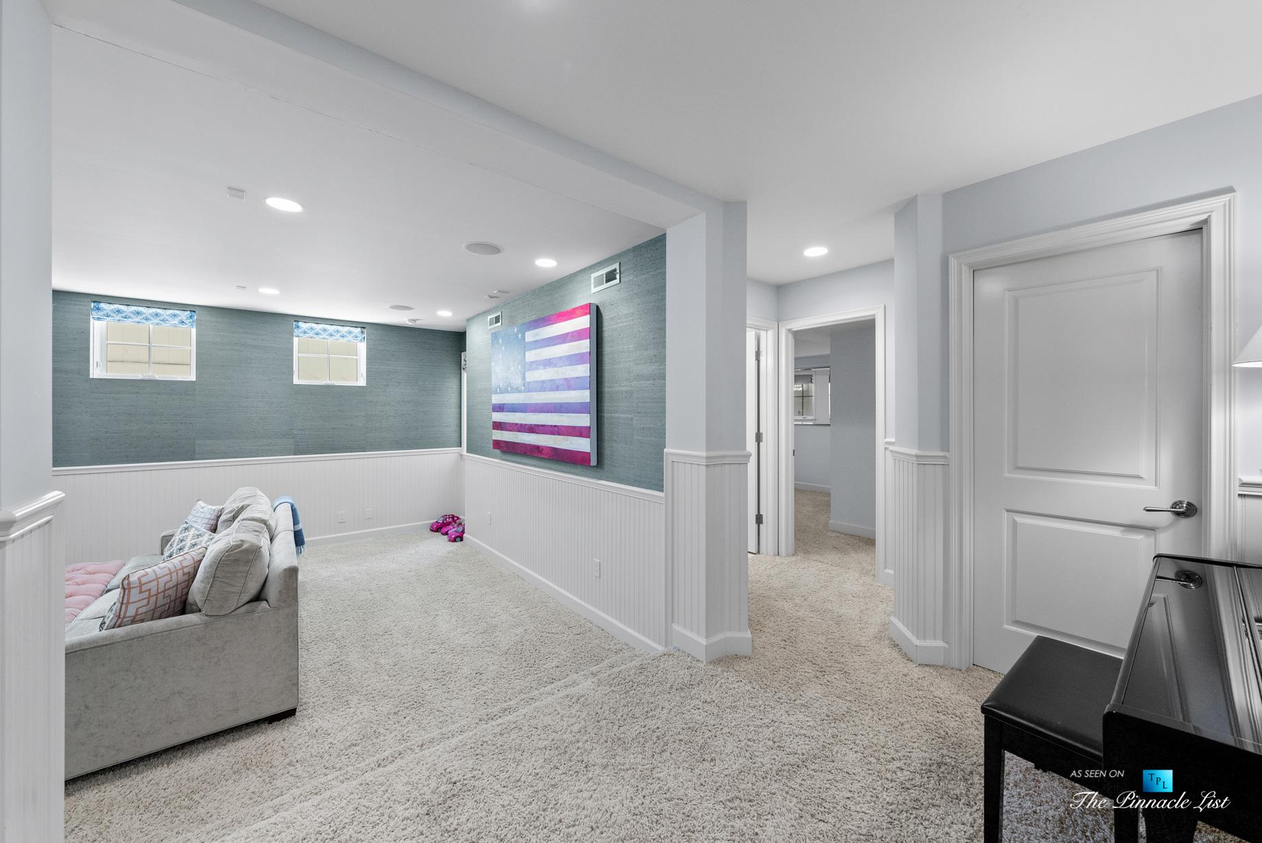 877 8th Street, Manhattan Beach, CA, USA - Basement Recreation Room