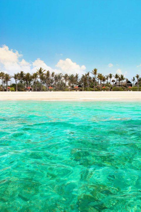 The St. Regis Bali Luxury Resort - Bali, Indonesia - Resort Beach Ocean View