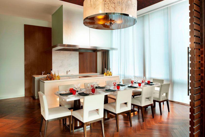 The St. Regis Bangkok Luxury Hotel - Bangkok, Thailand - Viu Restaurant