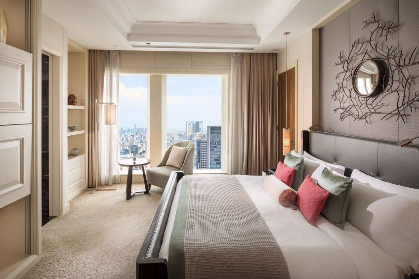 The St. Regis Osaka Luxury Hotel - Osaka, Japan - King Yuri Suite
