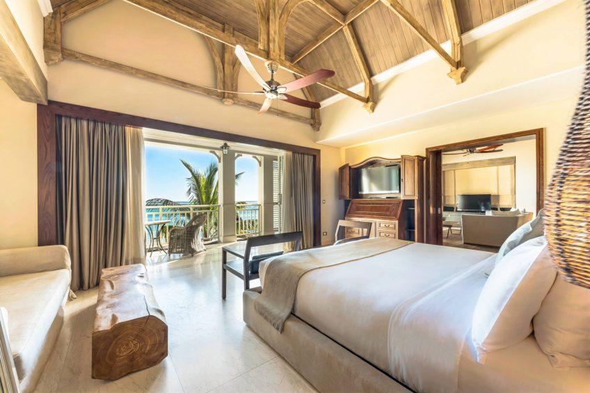 The St. Regis Mauritius Luxury Resort - Mauritius - Beachfront Balcony St. Regis Suite