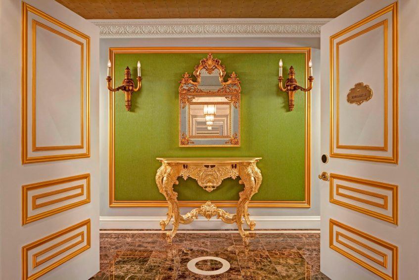 The St. Regis New York Luxury Hotel - New York, NY, USA - Royal Suite
