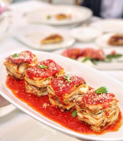 The St. Regis Singapore Luxury Hotel - Singapore - Delectable Italian Treats