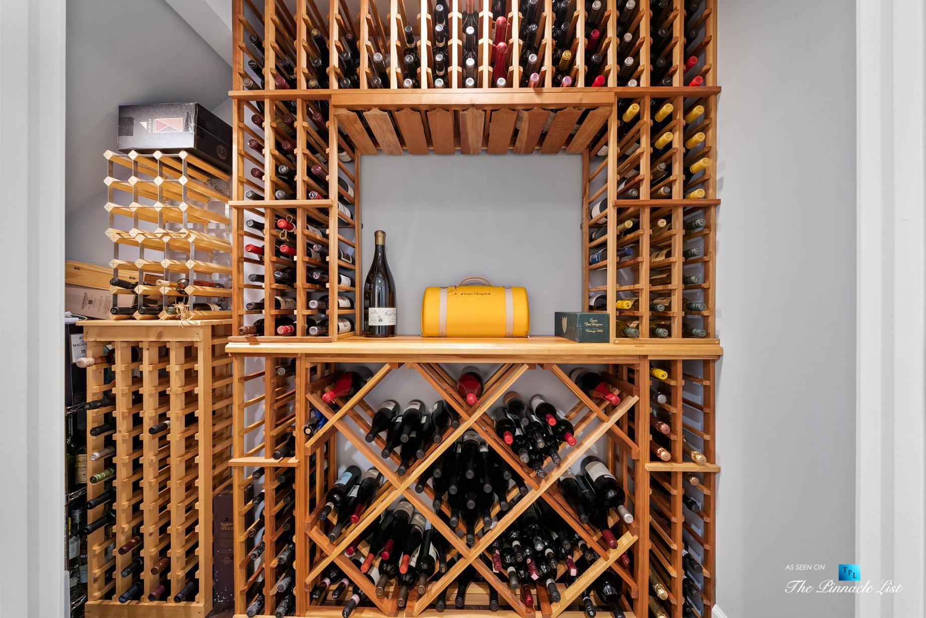 877 8th Street, Manhattan Beach, CA, USA – Basement Wine Closet