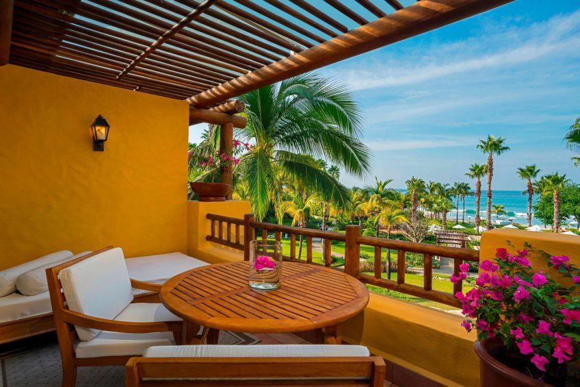 The St. Regis Punta Mita Luxury Resort - Nayarit, Mexico - Garden View Deluxe Terrace