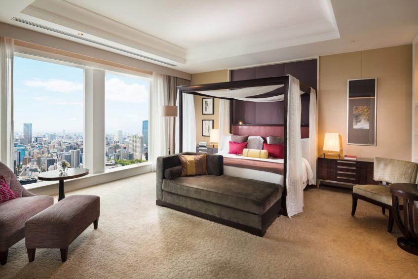 The St. Regis Osaka Luxury Hotel - Osaka, Japan - Royal Suite