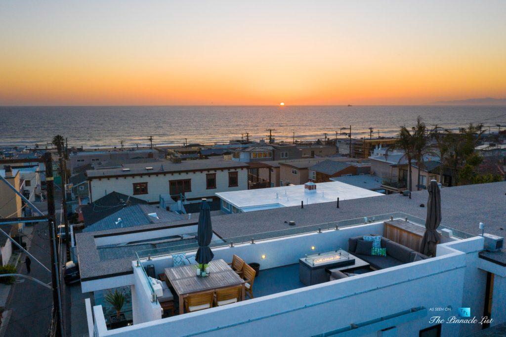 246 30th Street, Hermosa Beach, CA, USA - Ocean View Sunset
