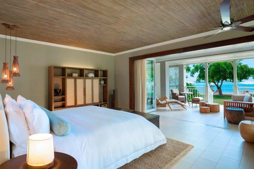 The St. Regis Mauritius Luxury Resort - Mauritius - Beachfront Access Junior Suite