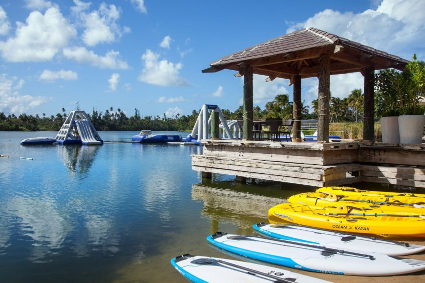 The St. Regis Bahia Beach Luxury Resort - Rio Grande, Puerto Rico - Boat House