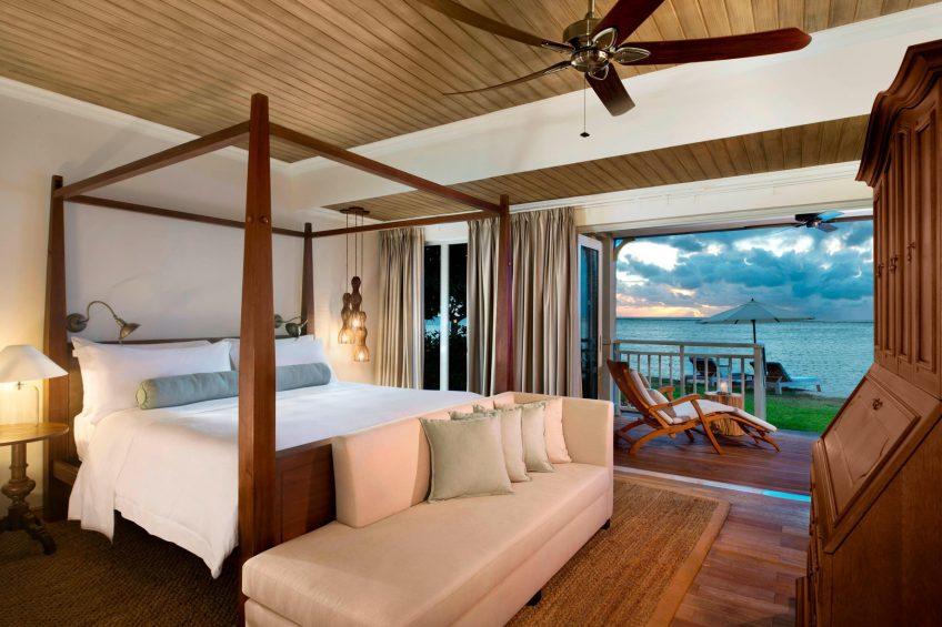 The St. Regis Mauritius Luxury Resort - Mauritius - Beachfront Access St. Regis Suite