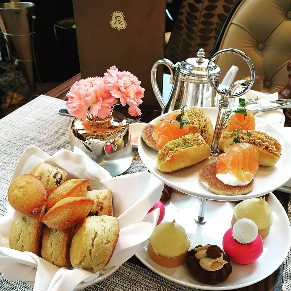 The St. Regis Singapore Luxury Hotel - Singapore - Afternoon Tea Tradition