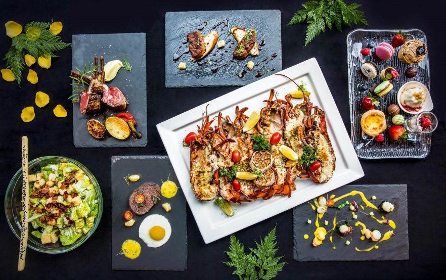 The St. Regis Bangkok Luxury Hotel - Bangkok, Thailand - Gourmet Culinary Temptations