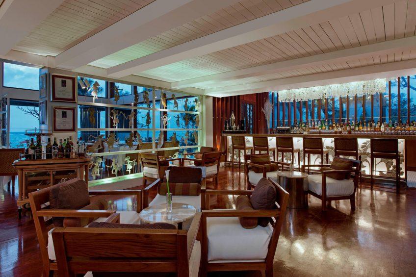 The St. Regis Bali Luxury Resort - Bali, Indonesia - Kayuputi Restaurant Bar