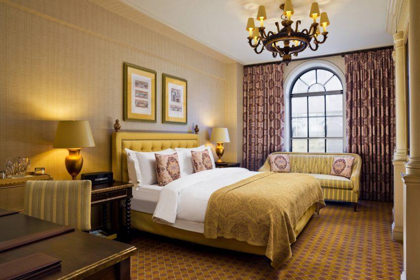 The St. Regis Washington D.C. Luxury Hotel - Washington, DC, USA - King Superior Guest Room