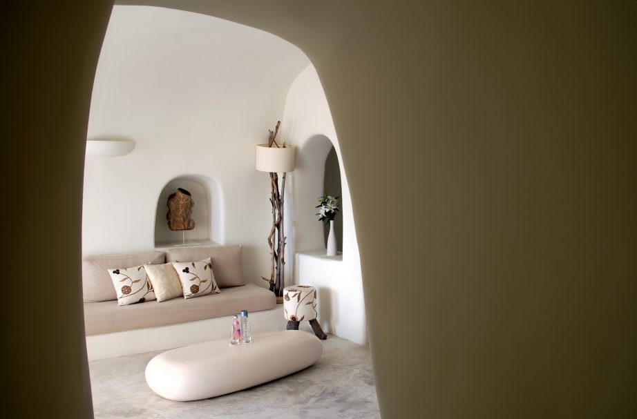 Mystique Luxury Hotel Santorini – Oia, Santorini Island, Greece - Room Decor