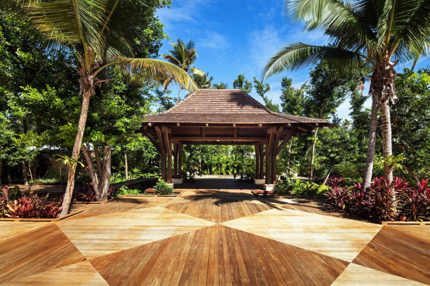 The St. Regis Bahia Beach Luxury Resort - Rio Grande, Puerto Rico - Astor Terrace