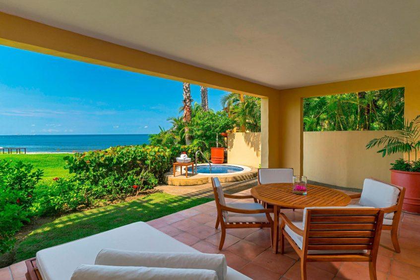 The St. Regis Punta Mita Luxury Resort - Nayarit, Mexico - Suite Hot Tub Jacuzzi