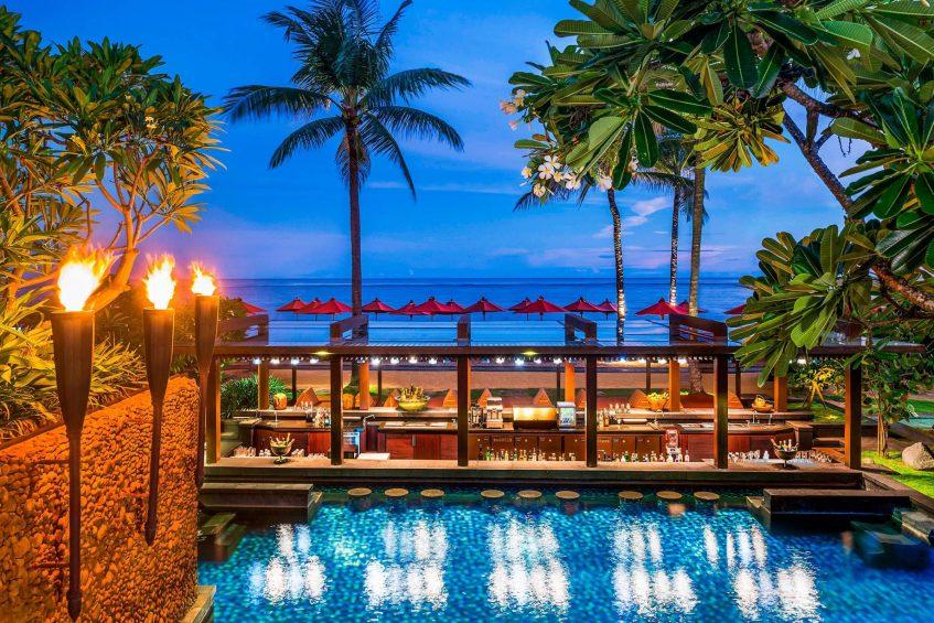The St. Regis Bali Luxury Resort - Bali, Indonesia - Vista Bar