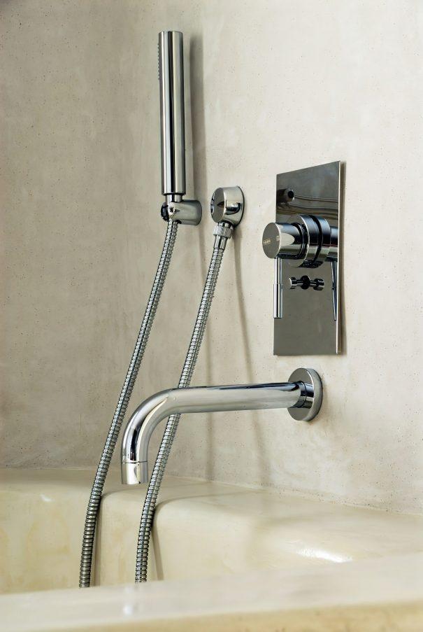 Mystique Luxury Hotel Santorini – Oia, Santorini Island, Greece - Bathroom Tub Faucet