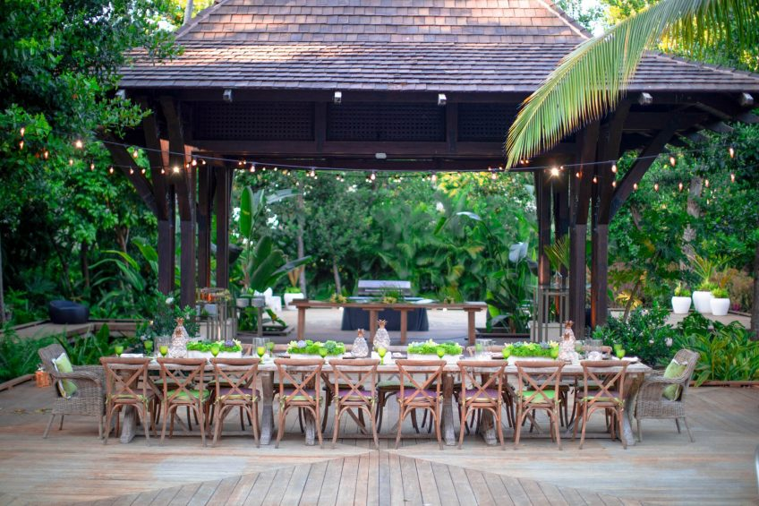 The St. Regis Bahia Beach Luxury Resort - Rio Grande, Puerto Rico - Astor Event Pavilion Dinner