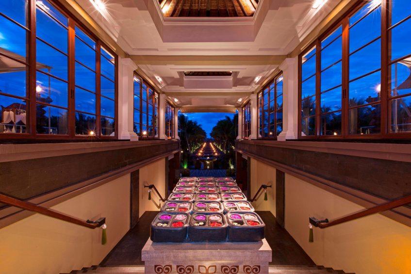 The St. Regis Bali Luxury Resort - Bali, Indonesia - Grand Staircase