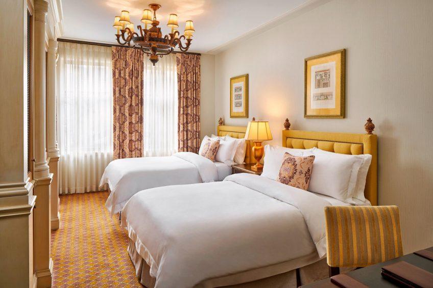 The St. Regis Washington D.C. Luxury Hotel - Washington, DC, USA - Double Superior Guest Room