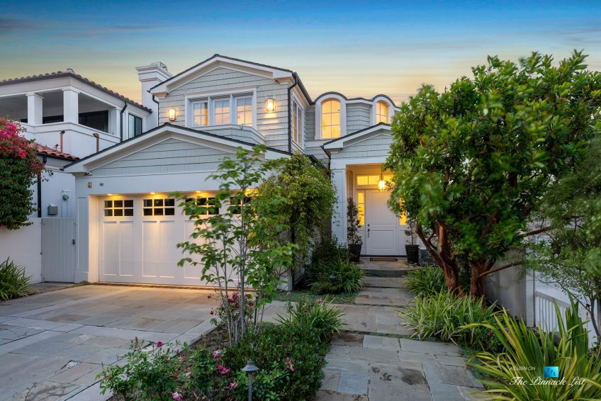 877 8th Street, Manhattan Beach, CA, USA - Exterior Front Twilight View