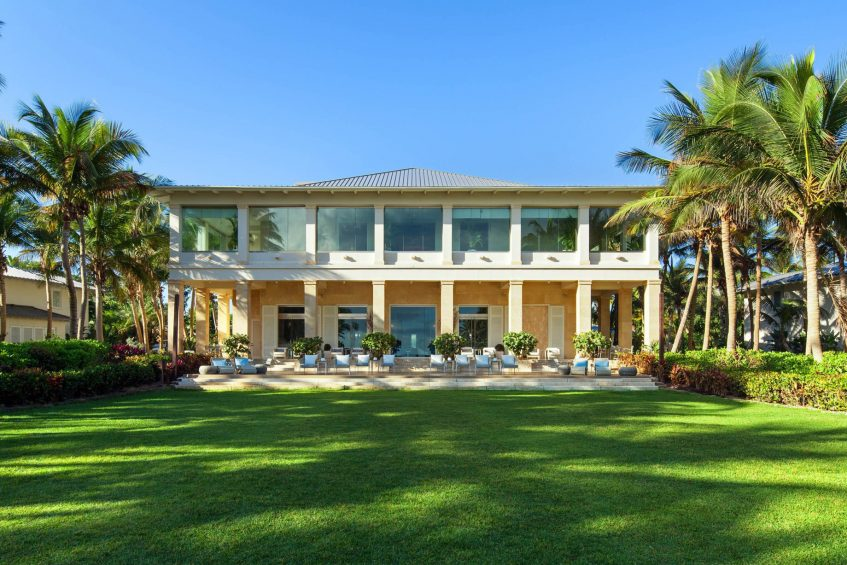 The St. Regis Bahia Beach Luxury Resort - Rio Grande, Puerto Rico - Casa Grande Lawn