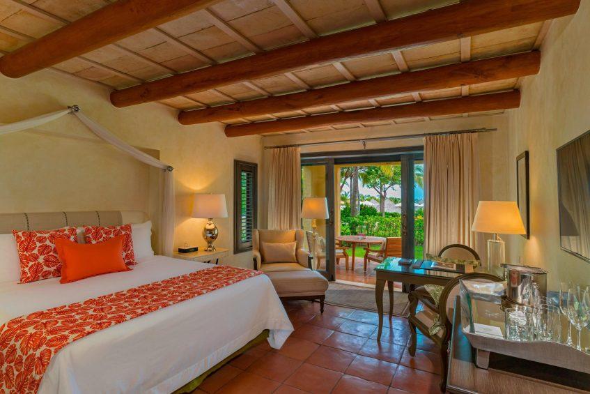 The St. Regis Punta Mita Luxury Resort - Nayarit, Mexico - King Deluxe Garden bedroom