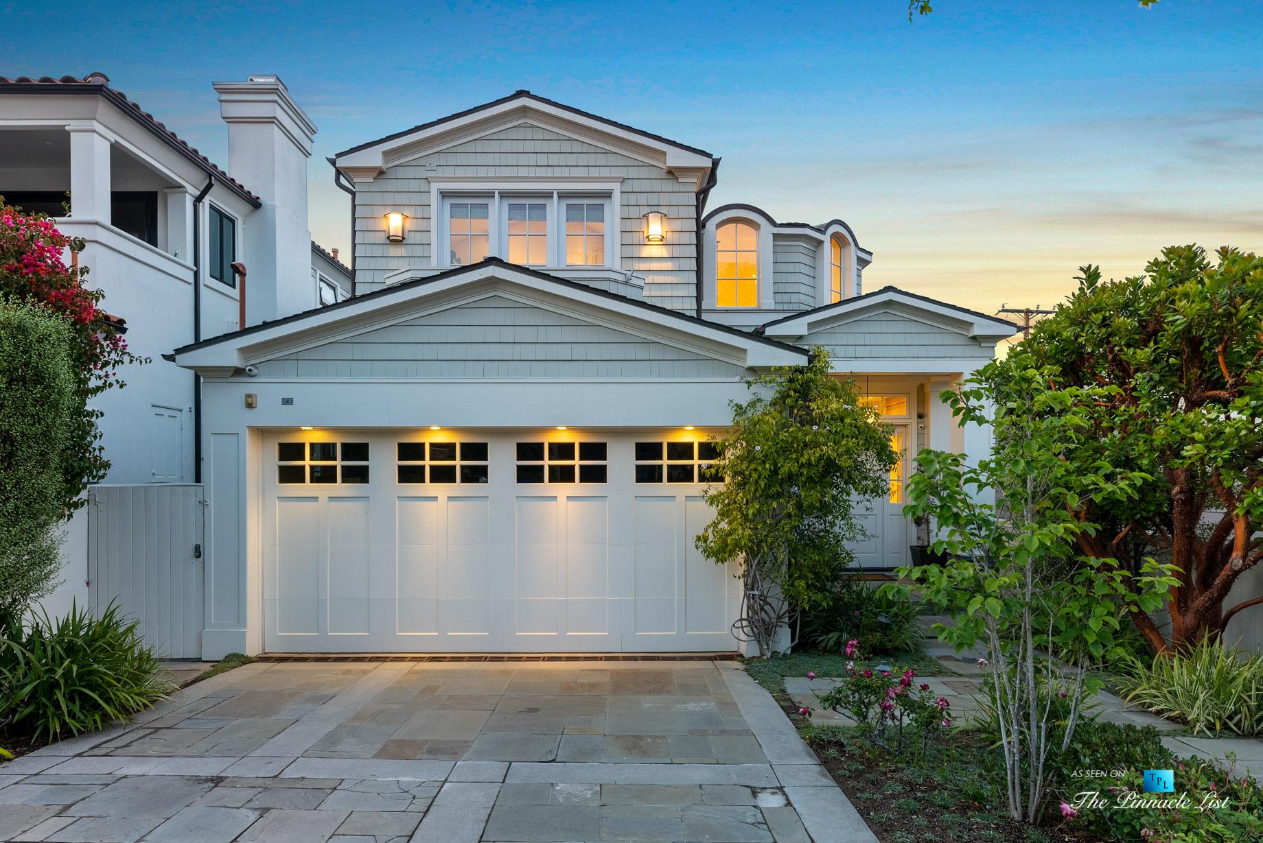 877 8th Street, Manhattan Beach, CA, USA – Exterior Front Twilight View