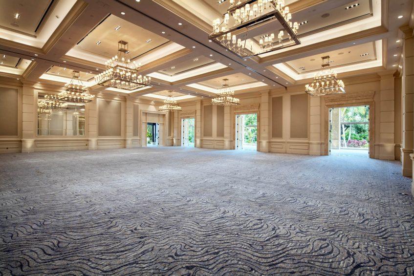 The St. Regis Bahia Beach Luxury Resort - Rio Grande, Puerto Rico - Astor Ballroom