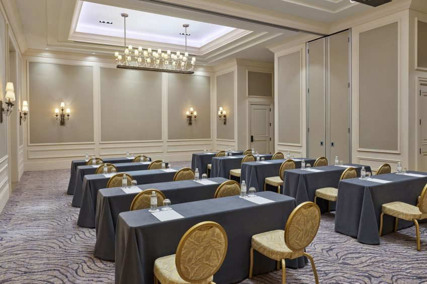 The St. Regis Bahia Beach Luxury Resort - Rio Grande, Puerto Rico - Hibiscus Meeting Room