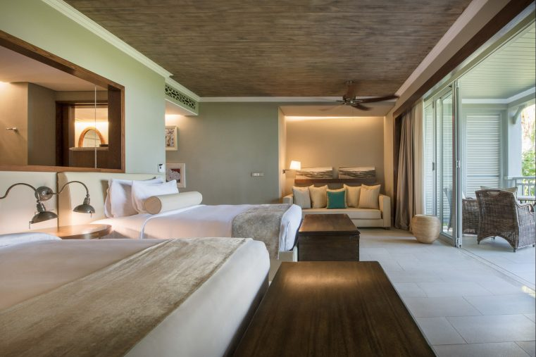 The St. Regis Mauritius Luxury Resort - Mauritius - Junior Twin Bed