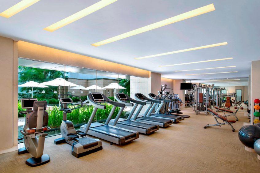 The St. Regis Singapore Luxury Hotel - Singapore - Fitness Center