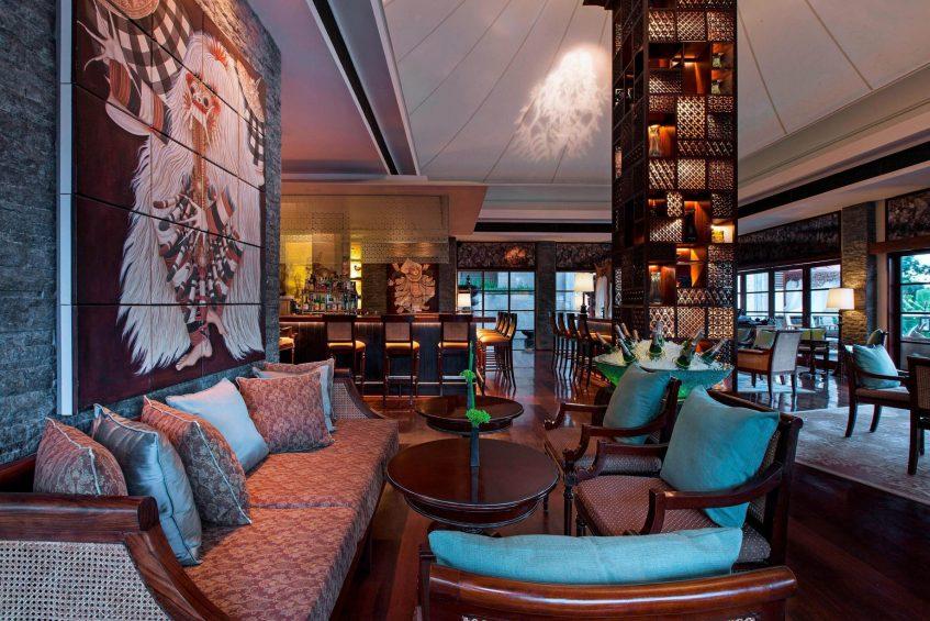 The St. Regis Bali Luxury Resort - Bali, Indonesia - King Cole Bar