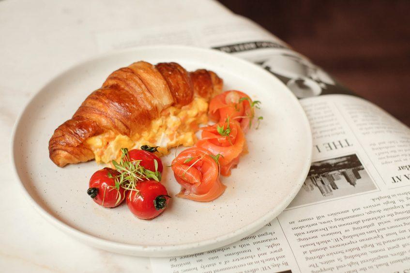 The St. Regis Bangkok Luxury Hotel - Bangkok, Thailand - Signature Gourmet Breakfast Dishes