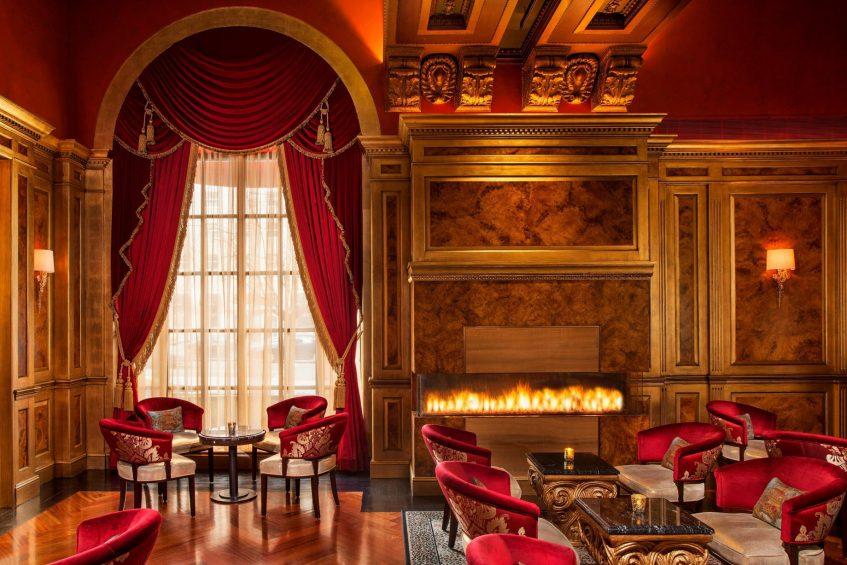 The St. Regis Washington D.C. Luxury Hotel - Washington, DC, USA - St. Regis Bar