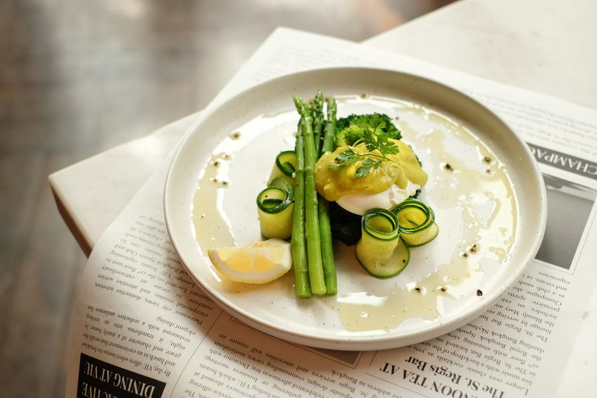 The St. Regis Bangkok Luxury Hotel - Bangkok, Thailand - Signature Gourmet Dishes