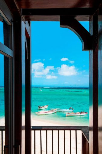 The St. Regis Mauritius Luxury Resort - Mauritius - The St. Regis Villa Terrace with view on the Ocean