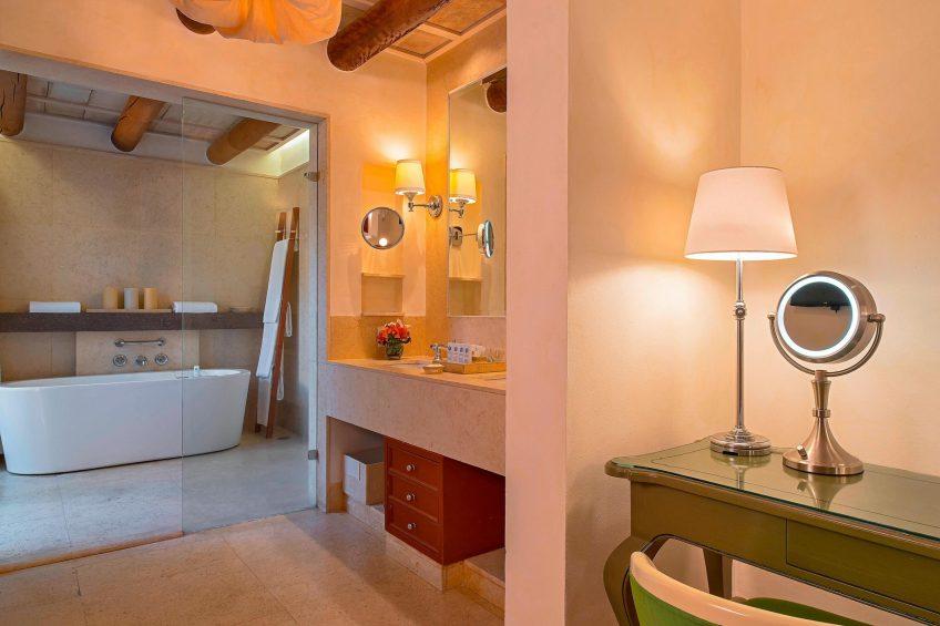 The St. Regis Punta Mita Luxury Resort - Nayarit, Mexico - Garden View Deluxe Suite Bathroom