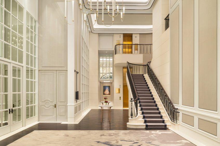 The St. Regis Singapore Luxury Hotel - Singapore - Caroline's Mansion Room Pre-function Foyer