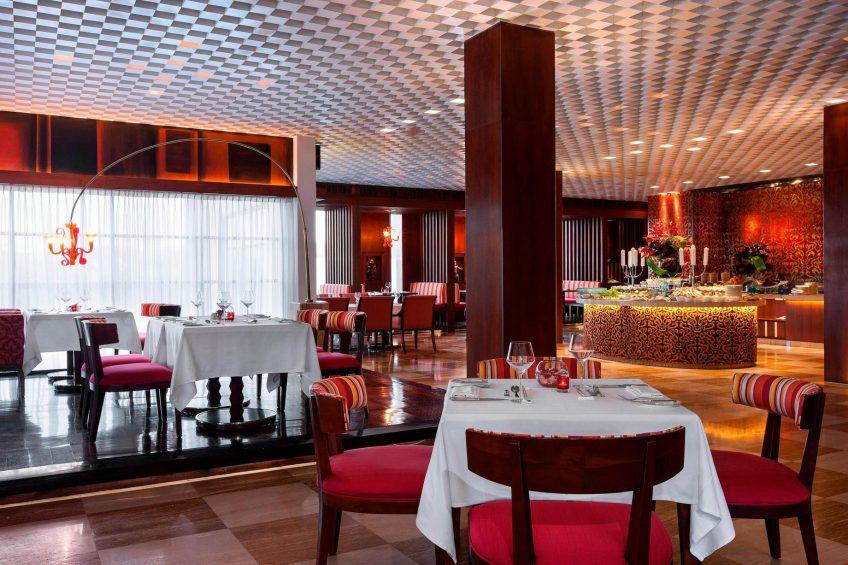 The St. Regis Bali Luxury Resort - Bali, Indonesia - Boneka Restaurant