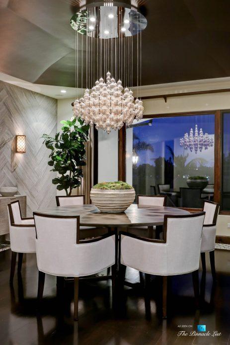 853 10th Street, Manhattan Beach, CA, USA - Night Dining Room